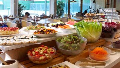 ACC Terrace Salad Bar
