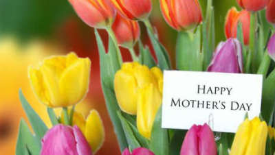 mother day Flowers wallpaper