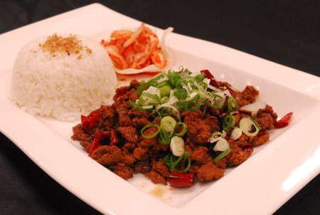 Korean Sauteed Minced Beef June 26~July 2 (1)