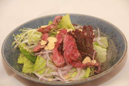 Miyazaki Wagyu Salad-2