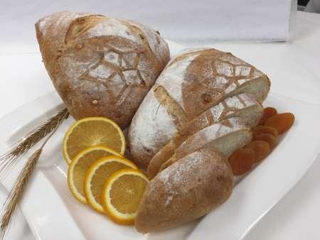 杏桃香橙麵包2
