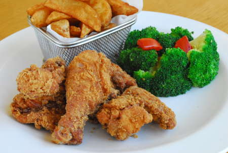 Southern Fried Chicken (3)