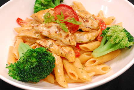 Cajun Chicken Pasta April Monthly Specials (1)
