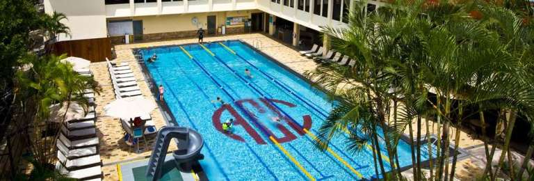 2014 ACC Swimming Pool