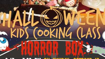 2017 Halloween Kids Cooking Class – Horror Box-01