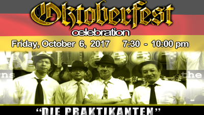 oktoberfest 2017 poster