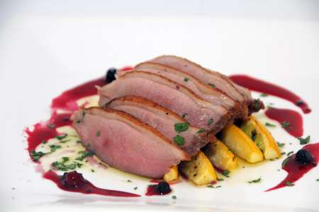 月菜Sous Vide Duck Breast (new)