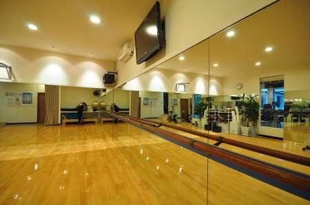 ACC Fitness Aerobics Room