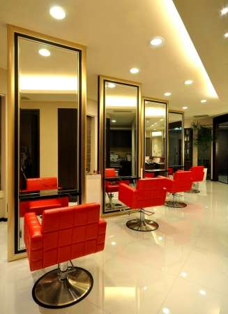 ACC Hair Salon Interior