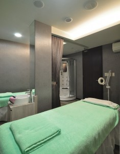 ACC Spa Treatment Room