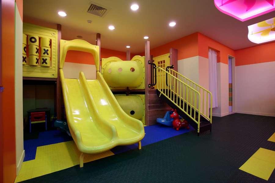 ACC Nursery Slide